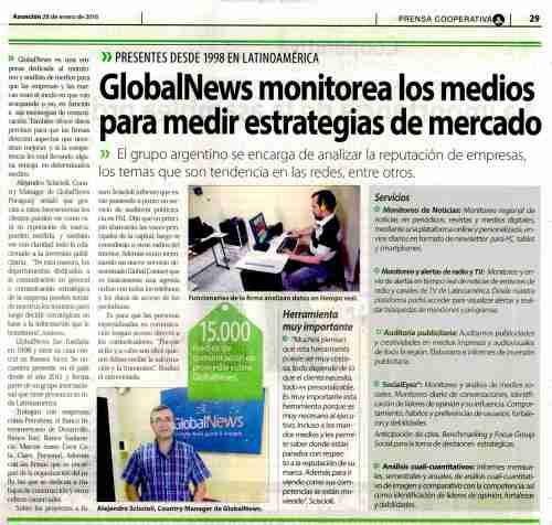 Entrevista GlobalNews F